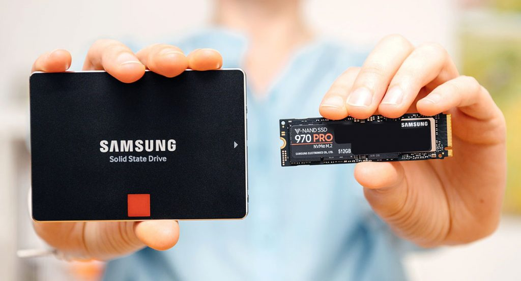SSD vs NVMe